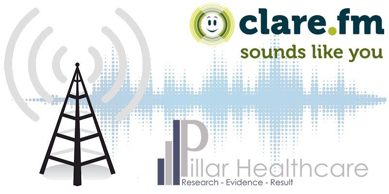 clare.fm featuring Pillar Helathcare