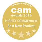 CAM Magazine 2014 Best New Product