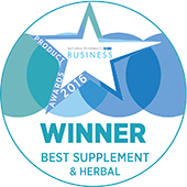 Winner Best Supplement Herbal NPB 2016