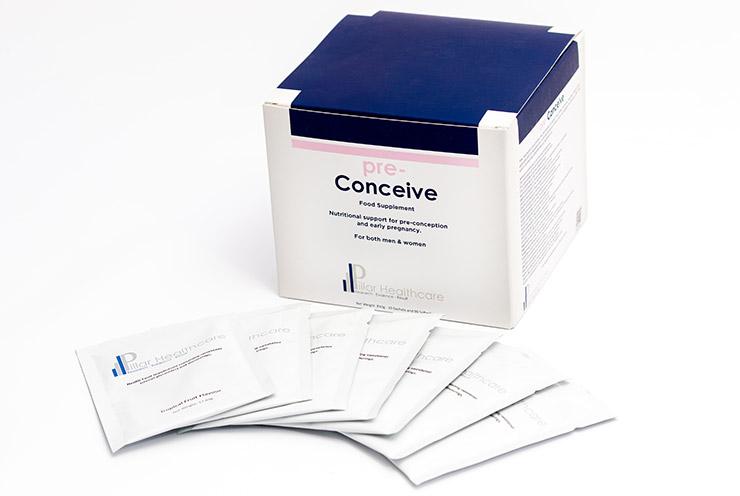 pre-Conceive formula explained