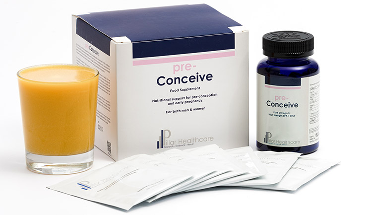 pre-Conceive how to take