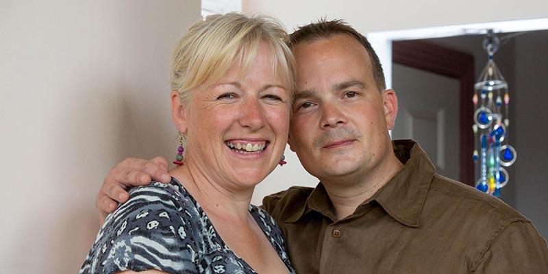 Frances Micklem and Jani Ilvonen from Castlewarren
