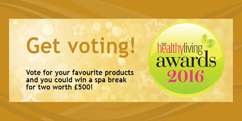 Vote pre-Conceive Win Luxury Spa Break