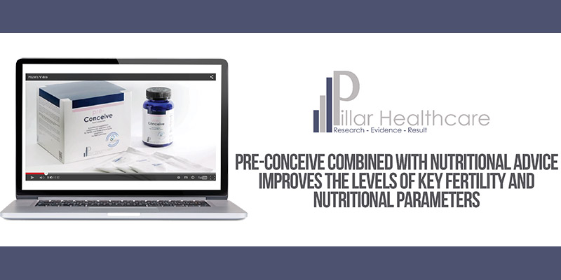 pre-Conceive improves key fertility and nutritional parameters