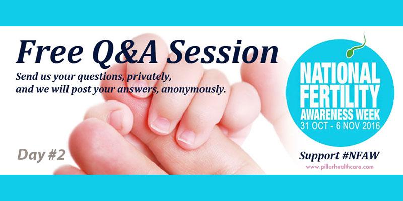 National Fertility Awareness Week Day 2
