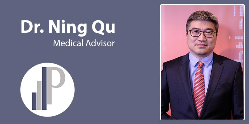 Pillar Healthcare welcomes new Medical Advisor Dr Ning Qu
